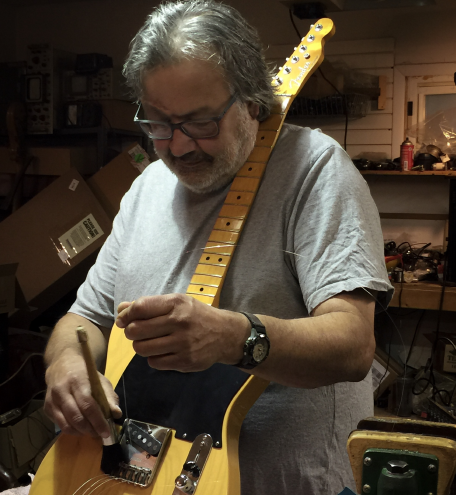 Luthier Repair - Columbus, OH